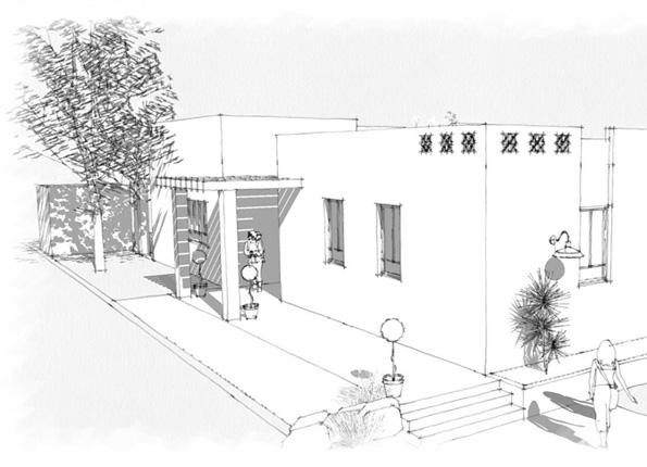 בית בשער אפרים (בבנייה)