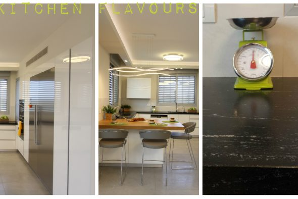 collageKitchen flavours