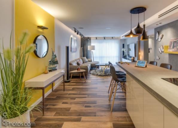 הדירה הצהובה