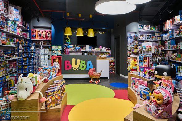 Hilit Bobrovich - Buba Toy Store 02